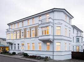 Villa Albatros, apartment in Ahlbeck