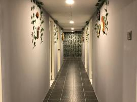 Nusantara Mattwaddien Hostel, budget hotel in Kota Kinabalu