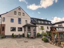 Landgasthof Zur Post, Hotel in der Nähe von: Nature One Festival, Zilshausen