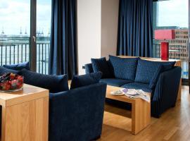 Clipper Elb-Lodge Apartments Hamburg, Ferienwohnung mit Hotelservice in Hamburg