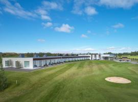 Icelandair Hotel Hamar, golf hotel in Borgarnes
