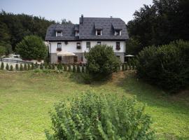 Guest House Plitvice Villa Verde, отель в городе Плитвицкие озера