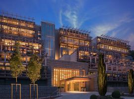 Bürgenstock Hotels & Resort - Waldhotel & Spa, hôtel à Bürgenstock