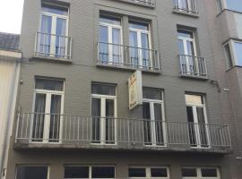 Hotel Chaplin, hotel in Blankenberge