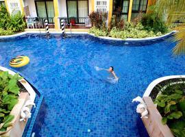 Venetian Poseidon Pool Hotel, hotel near Pattaya Floating Market, Jomtien Beach