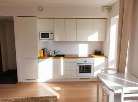 Modern & luxurious 1BR guest apartment near Talllinn Airport, hotel near Tallinn International Bus Station, Tallinn