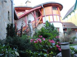 Danubia Apartman, hotel v destinácii Esztergom