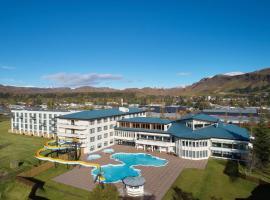 Hotel Örk, golf hotel in Hveragerði