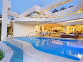 Hollywood Mansion & Spa Camps Bay, hotel 5 estrellas en Ciudad del Cabo