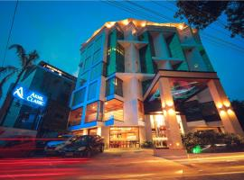 Akhil Classic, accessible hotel in Trivandrum