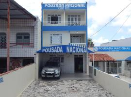 Pousada Nacional, hotel in Aracaju