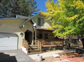 Mountain Escape, villa in Big Bear Lake