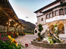 The House of the Miyaks, hotel near St. George the Victorious Monastery, Rostuša