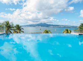 Hotel Bakoua Martinique, hotel near Martinique Aime Cesaire International Airport - FDF, Les Trois-Îlets