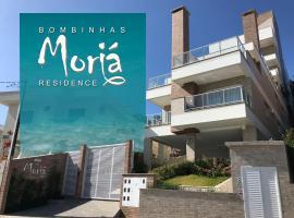 Residencial Moriá Ap 401, hotel near Retreat of the Priests Beach, Bombinhas