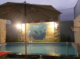Oemah Arma Rinjani, family hotel in Batu