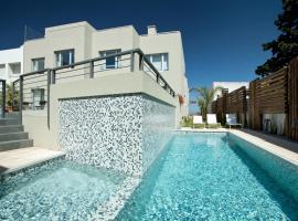 Regency Rambla Design Apart Hotel, apartamento em Montevidéu