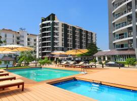 The Leisure Hotel, hotel near King Mongkut's Institute of Technology Lat Krabang, Samutprakarn