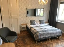 Apartamenty Old Town Mniszki, budget hotel in Gdańsk
