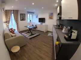 Chouette Massena, apartment in Nice