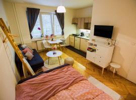 Růžový palouček, hotel v destinaci Ústí nad Labem
