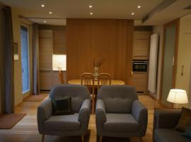Beautifully furnished luxury apartment in Barri Vell, Girona, apartament a Girona