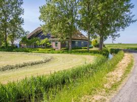 Traphoeve, holiday home in Schagen