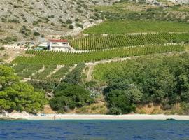 Beach Villa Majda, hotel v destinaci Murvica