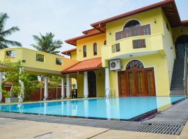 Negombo Ocean Hotel, hotel in Negombo