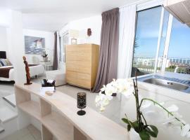 Bleu Mer Duplex & Suites, serviced apartment in Saint-Cyprien