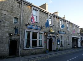 The Golden Lion at Settle, hotel in Settle