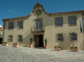 INATEL Linhares da Beira Hotel Rural, hotel in Linhares