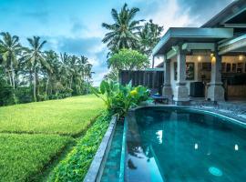 Villa Kirani Ubud, villa in Ubud
