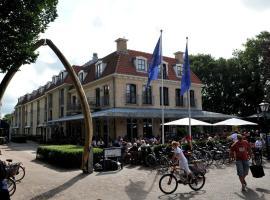 Hotel Graaf Bernstorff, hotel in Schiermonnikoog