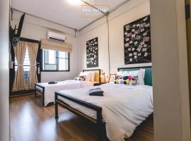 Post Factory Bed & Breakfast, B&B in Bangkok