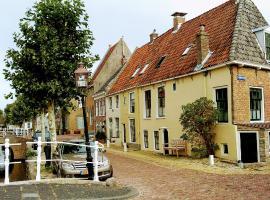 Het Goede Leven, apartment in Harlingen