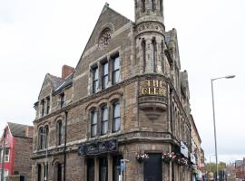 The Glebe Hotel, hotel in Liverpool
