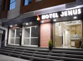 Jenus Hotel-Sindhi Camp, hotel near Gaitor, Jaipur