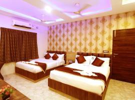 Hotel Sai Krish Grand, hotel perto de Aeroporto Internacional de Chennai - MAA, Chennai