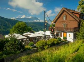 Bürgenstock Hotels & Resort - Taverne 1879, hôtel à Bürgenstock