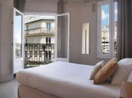 Bonséjour Montmartre, hotel a Parigi, Pigalle