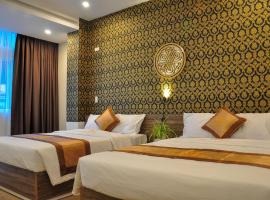 Nice Hue Hotel, accessible hotel in Hue