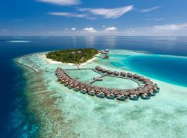 Baros Maldives, boutique hotel in North Male Atoll