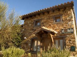 El Bulin de Horcajuelo, casa de campo en Horcajuelo de la Sierra