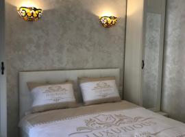 Апартаменты Марина Парк класса Люкс, отель в Сочи, рядом находится Зимний театр Сочи