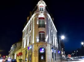Élysée Hôtel, hôtel à Châteauroux