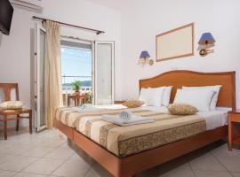 Hotel Meltemi, hotel near Provatas Beach, Adamantas