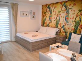 Slope Apartments Lipno, hotel in Lipno nad Vltavou