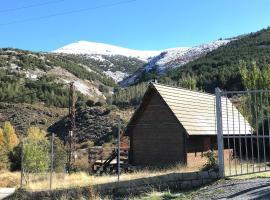 Cabaña Las Víboras, cabin in Güéjar-Sierra