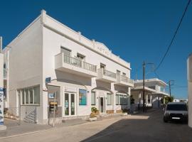 Hotel Meltemi, hotel in Adamantas
